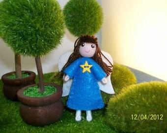 Angel lil Blue