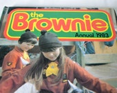 The Official Brownie Annual 1983