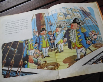 First Edition Pugwash in the Pacific vintage book