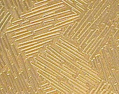 "Textured Brass Sheet 6"" X 2.5"" (Br91) Large Bracelet Size Texture Metal or Use With Your Rolling Mill - 24 Gauge - Jewelry Metal"