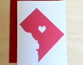 State Love Note Cards (Set of 25)