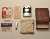 Working Ronson Princess Pocket Lighter