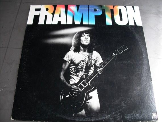 Peter Frampton Frampton Fourth Studio Album 1975