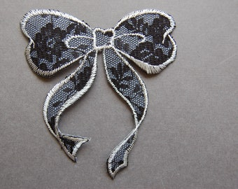 Lace Bow Heat Transfers