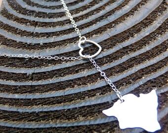Hawaii Lariat Necklace