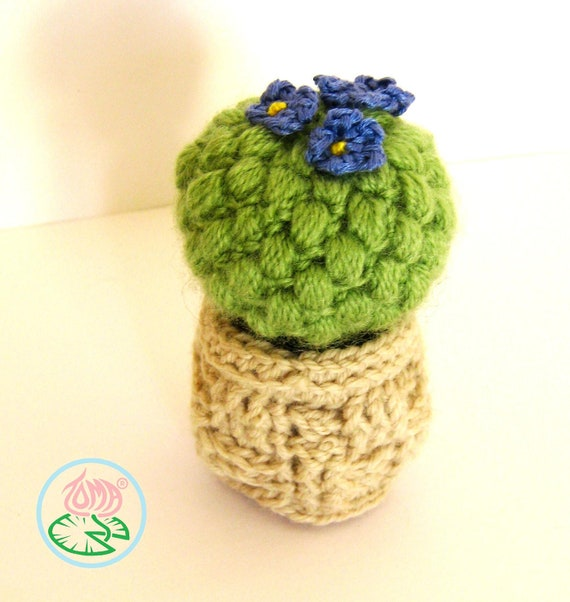 Cactus Amigurumi Schema : Amigurumi Cactus PDF pattern Digital Download by tomacreations