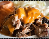 Jans Mustard Barbecue Sauce and Pulled Pork Recipe- - -PDF file Emailed to You