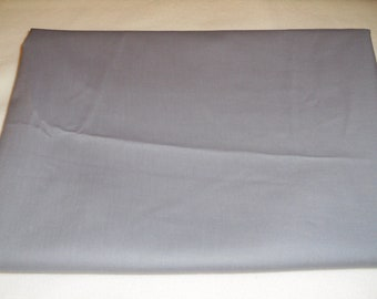 Grey Solid Color  Baby Toddler Bed Fitted Sheet Gray