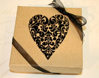 Wedding gift box, Embossed Gift Boxes, Paper gift box, Jewelry gift boxes, Decorative gift box