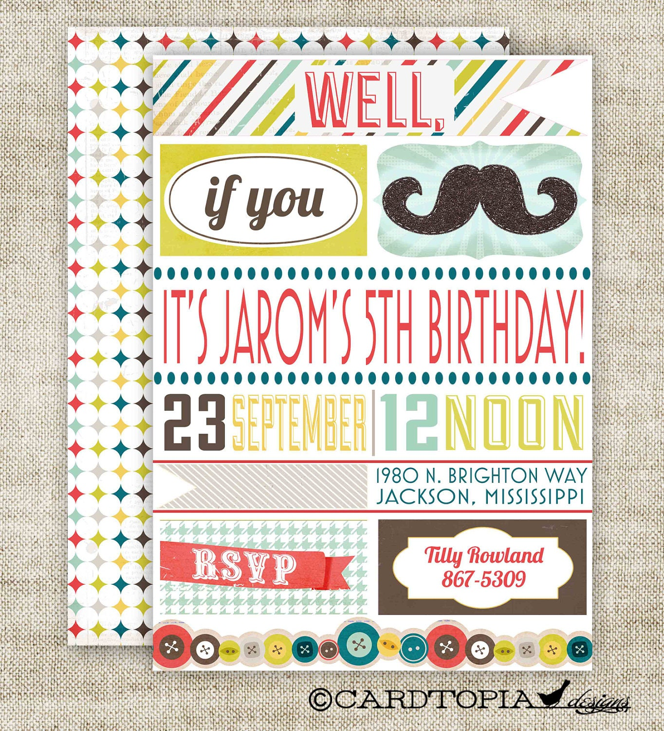 Mustache Party Invitations could be nice ideas for your invitation template