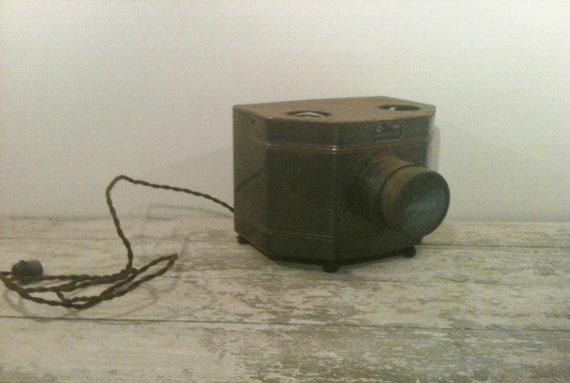 Antique Projector - Radioptican by H.C. White Company