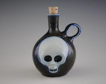 Alien Skull Bottle