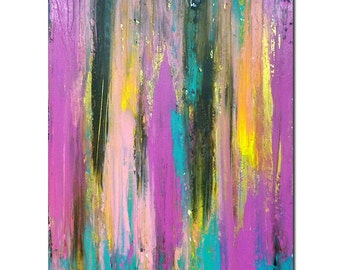 Sweet Moment......original acrylic painting abstract art