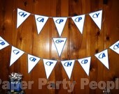 Beer Birthday Printable DIY Happy Birthday Banner - Bud, 30th 40th 50th - Bud Thirty