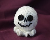 Spooky Ghost - Halloween Amigurumi - CROCHET PATTERN No.49