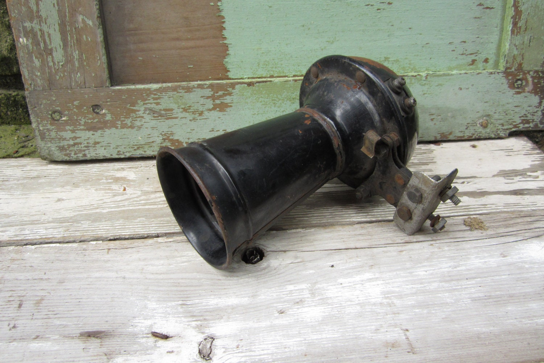 Antique Auto Horn : Antique car horn ooga a hoo ga auto truck vintage metal