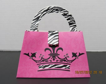 Princess Favor Purses