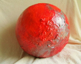 Mars - Sphere - Home Décor - Repurposed