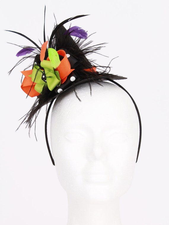 Halloween Witches Hats Hat Headband Halloween