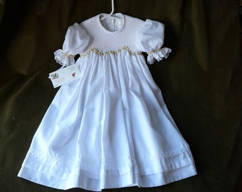 Hand Smocked Girls Dresses  .........By The My Collection 2