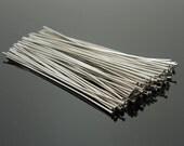 """24 Gauge 2"""" Stainless Steel Headpins (300)"""