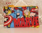Marvel Comic Avenger pouch