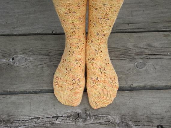 Your Yarn My Needles Socks