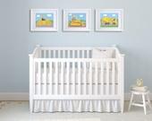 8x10 Nursery Prints (Choose Any 3 Prints - 8x10)