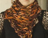 Hand Knit Scarf Knit Scarf Chunky Knit Scarves Women Accessories