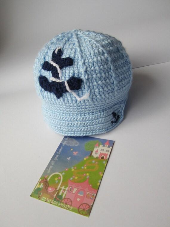 Crochet Baby Boy Hat, Anchor Boy Hat Crochet, Crochet Baby Newsboy Hat, Anchor Baby Boy Hat. Toddler Boy Brim Hat, Sailor Hat