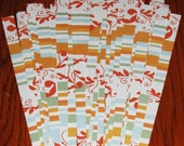 SALE- 40 paper strips for beads
