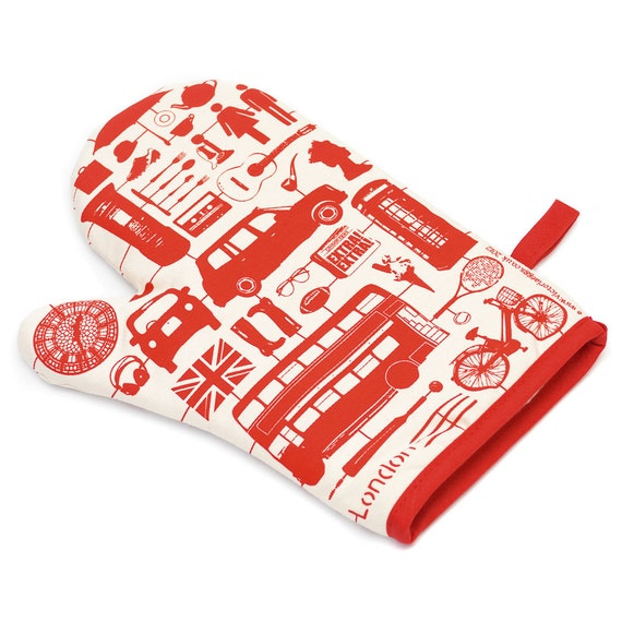 Airfix London Oven Mitt / Pot Holder