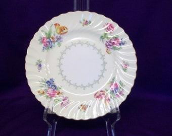 Vintage Minton China, Bala Pattern Salad Plate