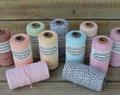 Divine Twine- Baker's Twine in 15 colors