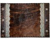 Cowhide Placemat