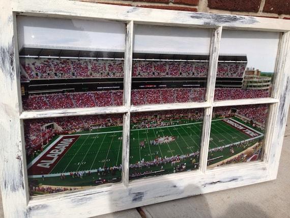 University of Alabama Window