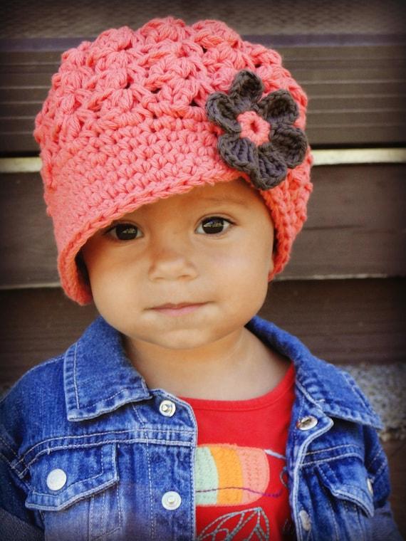 Free Crochet Patterns Little Girl Hats : M?tze H?keln peoplecheck.de