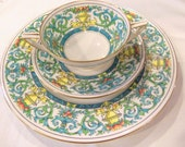 Vintage Minton 1912-50's,England Patterned China, Doulton,Waterford