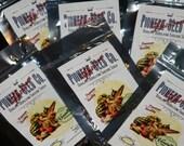 Heirloom Garden Vegetable seeds NON-GMO/HYBRID Organic Survival seed Bank Set