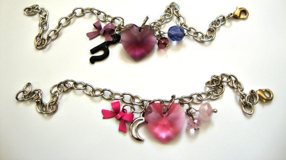 Chibiusa and Hotaru Best Friend Bracelets