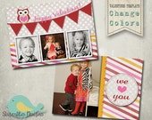 Valentines Photography Templates - Valentines Card 11