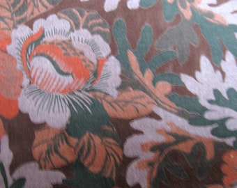 Cotton velveteen fabric, 1 yard, 44 inches