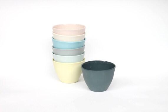 espresso double - porcelain (slate colour)