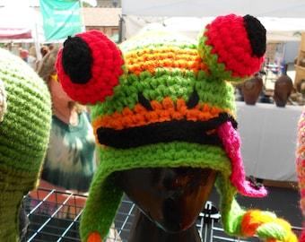 Freakin Frog