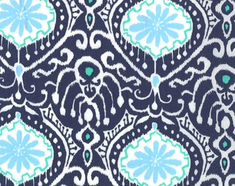 Cuzco by Kate Spain - Orchid Indigo - FQ fat quarter cotton quilt fabric