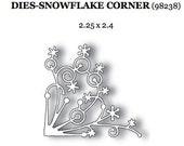 Snowflake Corner Die, Memory Box