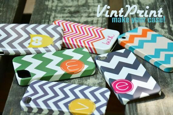 DIY Custom design VintPrint cell phone case
