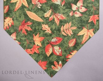 Fall Colors Large Table Runner
