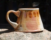 Anagama Wood Fired mug 2