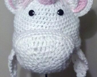 Magic Unicorn winter hat